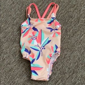 6-12 m one piece swimsuit for girls